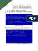 100140122 Tutorial de Borrado Seguro de Discos Duros Con DBAN