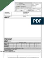 Registro de Control Dimensional