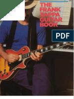 Frank Zappa - The Frank Zappa Guitar Book