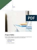 Características principales Project (1)