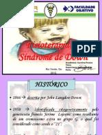 fisioterapia na síndrome de down Lya apresentacao carol