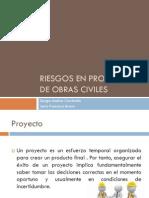 Riesgos en Proyectos de Obras Civiles