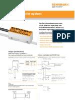 Renishaw Encoders - RH200 Encoder System