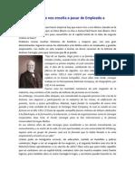 Andrew Carnegie nos enseña a pasar de Empleado a Empresario (1)