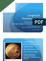 congenitalcholesteatoma.ppt