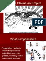 American Imperialism 2010 CPHS