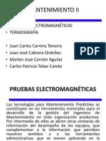 Pruebas Electromagneticas y Termografia