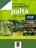 Conociendo La Cadena Productiva de La Palta en Ayacucho