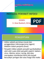 PATOLOGI PENYAKIT INFEKSI