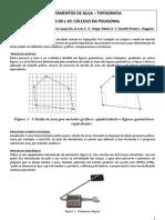 Aulas-09 e  10 - Cálculo de áreas