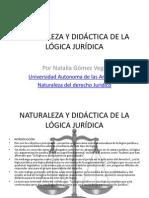 naturalezaydidcticadelalgicajurdica-120520023315-phpapp02