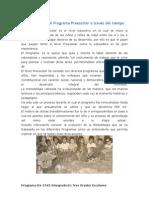 Metodología+del+Programa+Preescolar+a+través+del+tiempo