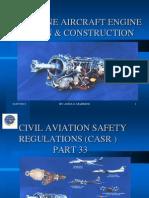 Turbine Engine Design Construction