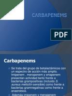 carbapenems