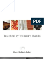 Catalog_Touched by Women's Hands 2007-08