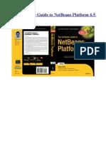 NetBeans Platform  6.5 Book