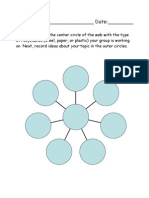 Webquest Worksheet 1