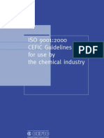 ISO 9001 for Chemical Indsutry