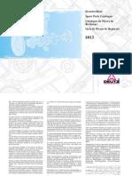 Deutz BF 4M 1013EC Spare Parts Catalogue