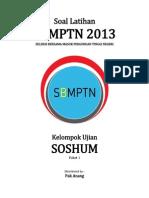 Naskah Soal Prediksi 1 SBMPTN 2013 Soshum (IPS).pdf