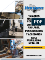 07429 Hougen Spanish Catalog