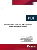 Sistemas de transmision con mando electónicos