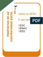 proposta de ação contraturno 2012 - revisado