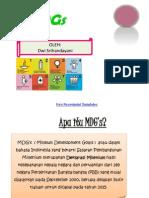 MDGs presentasi2