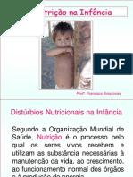 Desnutrição na Infância