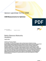 01 GSM Measurements for Optimizer OPT 3.0