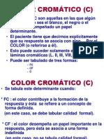 10. Determinante Color