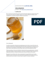 Historia de La Miel y El Azucar