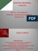 Neumonía - Dr. Tuya