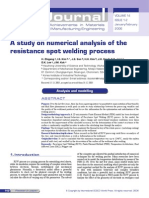 A study on numerical analysis of the