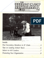 JF and 4-H Enthusiast Volume 50-Number 3 Jul-Sep 1988 - Newsletter