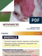 Methomin SPL