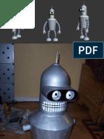 robot ordenador