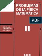 Problemas de la física matemática II