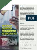 calibração de micropipetas