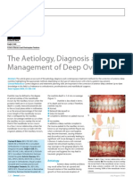 Deep Bite (Dental Update)
