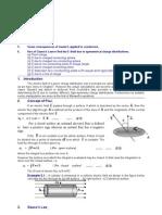 Gauss Law 1111