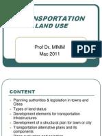 Uthm 7 - Note Lecture Mka 2133 - Transportation Landuse