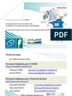 IMCORE_WORKSHOPS_Presentation French IMCORE ISSUES Workshop