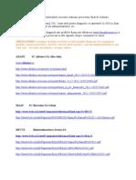 Materiale Pentru Proiect Final de Evaluare 2012-2013