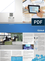 B2B Leased Line Folder Brochure New