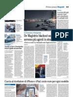 Rassegna Stampa 02.07.13
