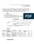 Ezhilan System Admin Resume