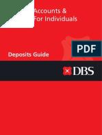 DBS Deposit Guide