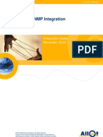 Allot SNMP Integration v2.b6