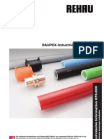 Technische Information RAUPEX 876600 2008-11-18